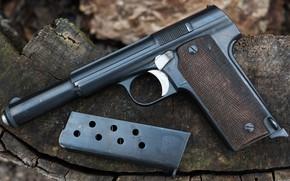 Картинка самозарядный пистолет, испанский, Astra 400