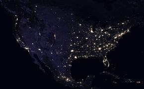 Картинка космос, United States, Night