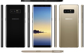 Картинка hi-tech, Samsung, smartphone, tecnology, Samsung Galaxy Note 8