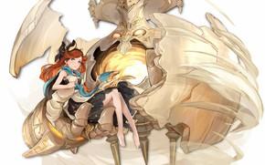 Картинка fantasy, game, anime, asian, manga, asiatic, sugoi, Granblue Fantasy, japonese, 017