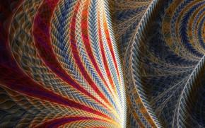 Обои абстракция, узор, цвет