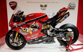 Картинка стиль, мотоцикл, байк, Ducati
