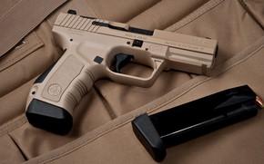 Обои пистолет, оружие, gun, pistol, weapon, Canik, TP-9, ТП-9, Каник