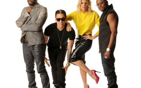 Картинка Fergie, Taboo, will.i.am, apl.de.ap, The Black Eyed Peas