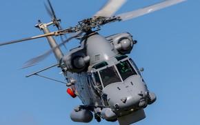 Картинка вертолет, корабельный, RNZN SH-2G(I), Super Seasprite