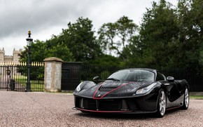 Картинка Ferrari LaFerrari, Aperta, Ferrari LaFerrari Aperta