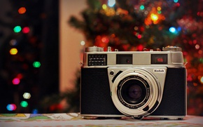 Обои Kodak, фон, фотоаппарат, макро
