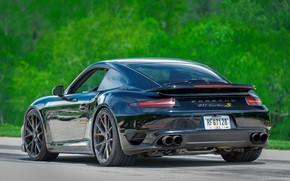 Обои 911, Porsche, Turbo S