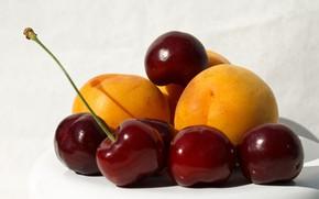 Обои Fruit, Черешня, Фрукты