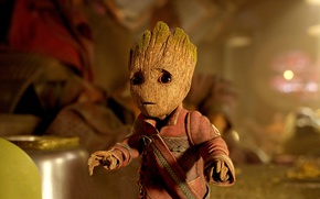 Обои cinema, film, Baby Groot, Guardians Of The Galaxy Vol. 2, movie, Guardians Of The Galaxy, ...