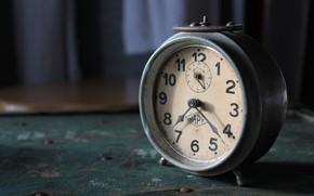 Обои стрелки, часы, будильник