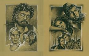 Обои Советское кино, Наше кино, Графика