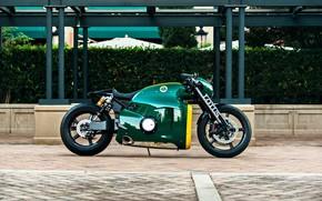 Картинка green, Lotus, superbike, 2014, C 01