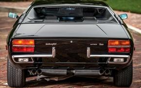 Картинка Lamborghini, P300, Classics, Urraco