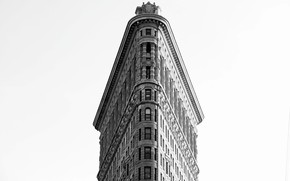 Картинка дом, здание, США, УТЮГ, Нью- Йорк