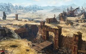 Картинка dragon eternity, seven bridges of shadan, sadar camp