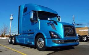 Картинка Volvo, Blue, 780, VNL