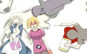 "Картинка аниме, арт, Kagerou Project, Проект ""знойный Туман"", Проект Знойный туман"