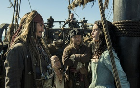 Картинка cinema, film, kaizoku, scar, Dead Men Tell No Tales, Pirates of The Caribbean: Dead Men …