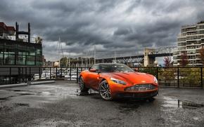 Картинка Aston Martin, астон мартин, суперкар, DB11