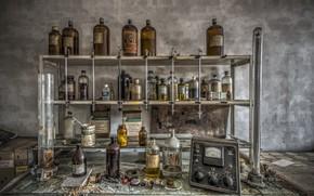 Картинка фон, лаборатория, реагенты