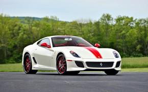 Картинка Ferrari, Italy, Supercar, Gto