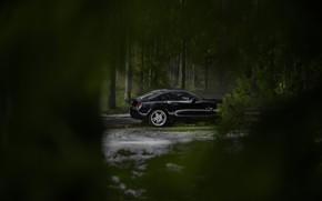 Картинка car, машина, авто, мост, city, туман, гонка, bmw, бмв, тачка, спорт кар, автомобиль, need for ...