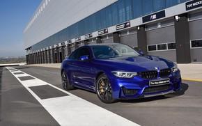 Обои BMW M4 CS, 2017, BMW, спорткар