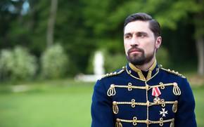 Картинка певец, С верой за Россию, Дима Билан