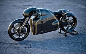 Картинка байк, мотоцикл, Lotus
