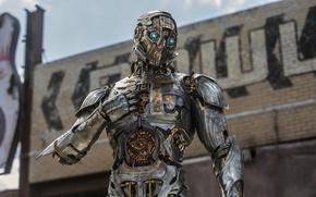 Обои cinema, film, movie, robot, Transformers: The Last Knight, mecha, Transformers