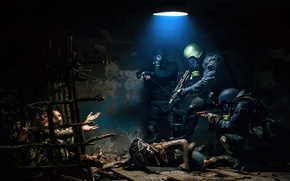Картинка art, Hostages, metro2033