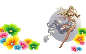Картинка девушка, игра, арт, Aphrodite, Donfoo