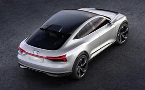 Картинка car, Audi, logo, Tron, Audi E Tron