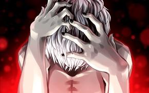 Картинка Tokyo Ghoul, Ken Kaneki, by RadCandyKane