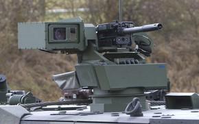 Картинка gun, Boxer, armored, wepon, Remote Weapon Station, Artec Boxer, FLW 200