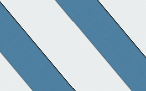 Обои белый, линии, полосы, голубой, design, material