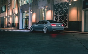 Картинка BMW, Wheels, Rear, Rohana, F80