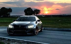 Картинка BMW, Black, F13