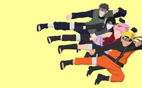 Картинка music, Naruto, anime, ninja, asian, shinobi, japanese, Naruto Shippuden, oriental, asiatic