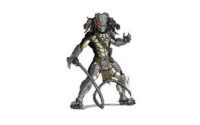 Картинка хищник, predator, тварь шлем