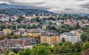 Картинка дома, Австрия, панорама, Мелк