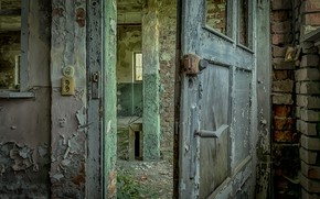 Картинка дом, фон, дверь