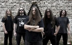 Картинка Brutal Death Metal, Cannibal Corpse, George Fisher, Alex Webster, Pat O'Brien, Paul Mazurkiewicz, Rob Barrett, …