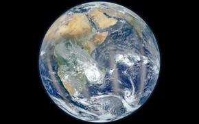 Обои Земля, Африка, планета, материк