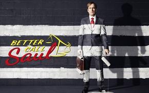 Картинка Breaking Bad, man, Season 3, Saul Goodman, Bob Odenkirk, tv series, Better Call Saul