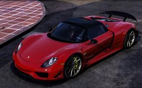 Картинка GTA, Grand Theft Auto V, Porsche 918