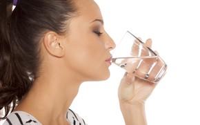 Картинка woman, water, model, hydration
