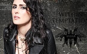 Картинка Within Temptation, Symphonic Metal, Sharon Den Adel