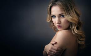 Картинка портрет, макияж, губки, Кристина Смирнова